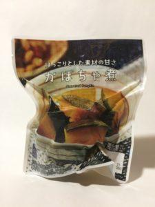 ローソンのお惣菜(かぼちゃ煮)の写真