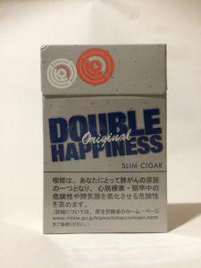 290円の激安たばこ(ダブル・ハピネス)の写真