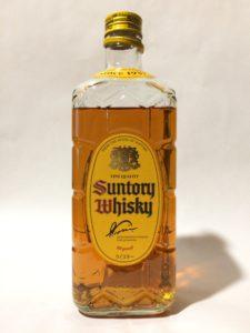 サントリーウイスキー角瓶の写真