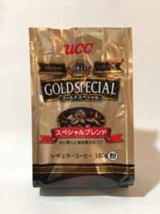 UCCゴールドスペシャル(スペシャルブレンド)の写真