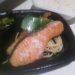 ほっともっとの銀鮭弁当の写真
