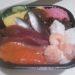 砂町銀座の丼丸で買ったちらし丼の写真