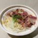 すき家のNY(ニューヨーク)ポーク丼の写真