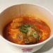 松屋の海老のチリソース定食の写真