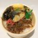 ほっともっとの彩・牛しぐれ煮弁当の写真